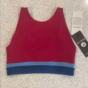 Glyder sports bra